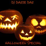 Episode 2 Halloween Special (MIXED BY DJ DAZIE DAZ)