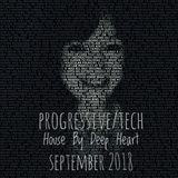 Progressive House By Deep Heart September 2018
