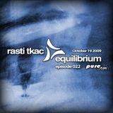 Equilibrium 022 [Oct 19 2009] On Pure.FM