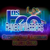 Mardi Gras 2014 - Rainbow Warriors