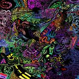 Night & Hi-Tech Full On Mix ॐ Oct 2013