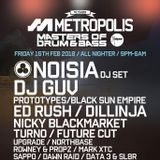 DJ DANNY INTRO :: LIVE AT METROPOLIS VS. RELAPSE VS. MASTERS OF DRUM & BASS :: FRIDAY 16TH FEBRUARY