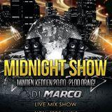 Marco - MIDNIGHT RADIO SHOW 2015.03.03 BeatBird.Fm
