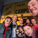 #176 (S04#45) w. DIEGO PALLAVAS (punk'n'roll Epinal) + SESSION ACOUSTIQUE (24/08/2017)