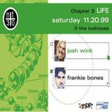 Z-Trip @ Life Chapter 3 - The Icehouse Phoenix - 20.11.1999