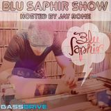 BLU SAPHIR SHOW HOSTED BY JAY ROME (BLU SAPHIR HISTORY LESSON) DEC 2014
