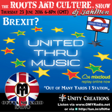 To Brexit or not to Brexit..... Let us unite through music @ Outta Mi Yard Radio