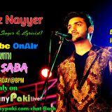 EXCLUSIVE Interview of Faraz Nayyer by Rj Saba (Funnypaki web Radio)