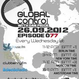 Dan Price - Global Control Episode 077 (26.09.12)
