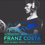 FRANZ COSTA. It's All About The Music DJ Mix Series - Episode 26 - 14.11.2016