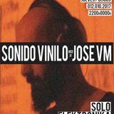 #S06E01 SONIDO VINILO con JOSE VM [12Oct2017]