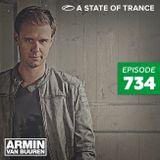 A State Of Trance 734 - Armin van Buuren
