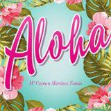Presentación libro 'Aloha' de la Dra. María Carmen Martínez Tomás