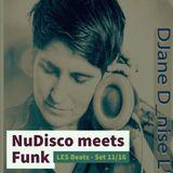 Nu Disco meets Funk - LES Beats Warm-up Set 11/16