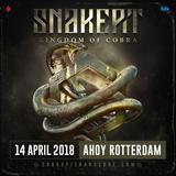 Dr Peacock @ Snakepit 2018 | Kingdom of Cobra