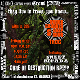 Stone Grooves & Deep Cuts on CoD Radio - April 8, 2016 [They Live in Trees...  / Sweet Cicada #2]