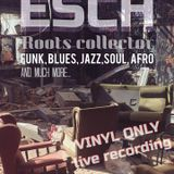 dj Esch ROOTS COLLECTOR 1 a trip around the world in vinyl
