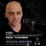 Nick Turner - ACCELERATE #183