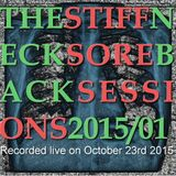 The Stiff Neck, Sore Back Session 2015/01