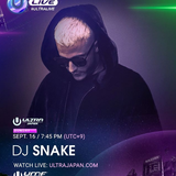 DJ SNAKE Live @ Ultra Japan 2018