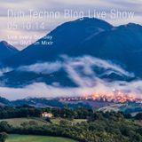 Dub Techno Blog Live Show 013 - Mixlr - 05.10.14