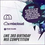 LWE 3rd Birthday Mix Competition - Wayne Calita