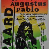 Augustus Pablo -  Effenaar 11-25-1987 with JR. Delgado