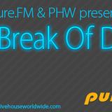 Alexander Byrka - The Break Of Dawn [March 29-31 2012] on Pure.FM