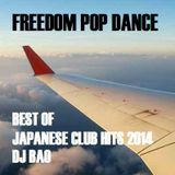 DJBAO-FREEDOM POP DANCE  (BEST OF JAPANESE CLUB HITS 2014)