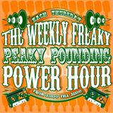 Peaky Pounder @ The Weekly Freaky Peaky Pounding Power Hour 001 12-05-2011