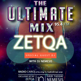Nemesis - The Ultimate Mix Radio Show 10/3/2015 (Guest Zetqa)