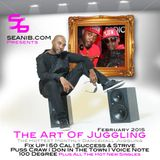 Seani B's Dancehall Art Of Juggling Feb 2015
