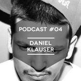 Mute/Control Podcast #04 - Daniel Klauser