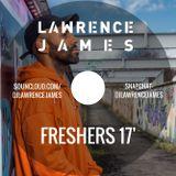 Freshers 17' - Snapchat DJLawrenceJames