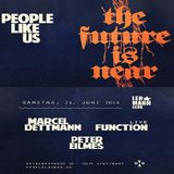 Peter Eilmes @ People Like Us-The Future Is Near - Lehmann Club Stuttgart - 21.06.2014