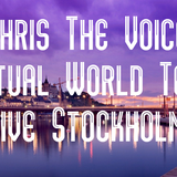 Chris The Voice-Virtual World Tour-Deep And Fly Party Stockholm