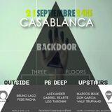 Alexander @ Casa Blanca Backdoor 20/9