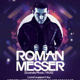 Airborn @ Elevate Events with Roman Messer (Club PRIVE, Tallinn, Estonia 9.11.2018)