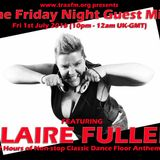 Claire Fuller On Trax FM! - 1st July 2016