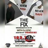 The Fix On 103.7 Da Beat September 28th, 2016