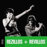 ESPECIAL REZILLOS + REVILLOS - DJ MAURO LIMA - 22 JAN 2016
