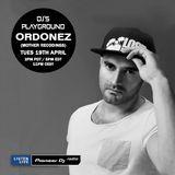 Ordonez - Pioneer DJ's Playground