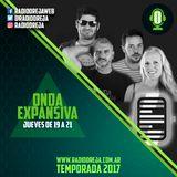 ONDA EXPANSIVA - 058 - 10-08-2017 - JUEVES DE 19 A 21 POR WWW.RADIOOREJA.COM.AR