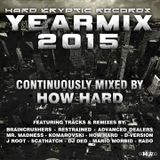 Hard Kryptic Records Yearmix 2015 (Continuously Mixed by How Hard)