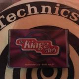 Nineties retro vinyl dj set @ The Kings Club Aalst
