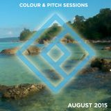 Colour and Pitch Session with Sumsuch (August 2015)