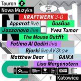 #67: 14 maja 2019 (o festiwalu Tauron Nowa Muzyka z Mileną Dryją)