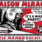 MAISON MIRAGE premiere at SUZIE MAMBO/Berlin