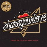Andy K presents Share Your Love (live at Legacy. 26th June, 2016)