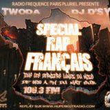 "HUPERKUT RADIO SHOW ""plak tournantes special rap-francais n°4""(janv2014) AVEC DJ D.SYDE & DJ TWODA !"